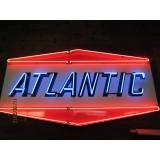 """New Atlantic Neon Sign 78""""H x 40""""W"""