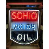 New Sohio Neon Sign 18W x 24H