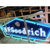"New ""B.F. Goodrich"" Neon Sign - 8 FT x 4 FT"