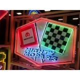 """New Mighty Mopars Painted Neon Sign 6 FT W x 48""""H"""
