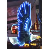 """New Richfield Eagle Painted Neon Sign 48""""W x 96""""H (Right or Left Facing)"""