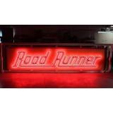 """New Roadrunner Neon Sign 96"""" Wide x 28"""" High - SSN"""